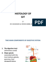 1st Lec on GIT Histology by Dr Roomi
