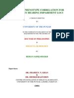 Rehan Sadiq Sheikh's Ph.D Thesis