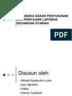Kerangka Dasar Penyusunan Dan Penyajian Laporan Keuangan Syariah (29 Februari 2012)