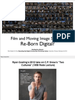 'Re-Born Digital? Film and Moving Image Studies' by Catherine Grant