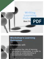 Learning Outcomes Workshop QEP Web