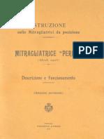 Mitragliatrice Perino Mod. 1908
