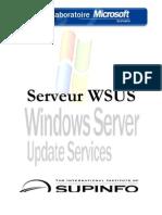 Serveur WSUS