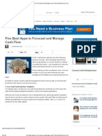 Five Best Apps to Forecast and Manage Cash Flow _ Entrepreneur