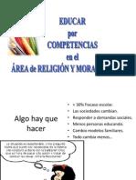 Competencias Area Religion