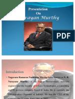 About Narayan Murthy