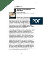 Pharmacology of Bufotenine