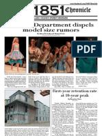 1851 Chronicle Late February 2012