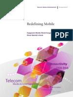 Redefining Mobile