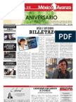 El Semanal de México Avanza No. 019