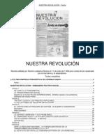 Nuestra Revolución. Ramiro Ledesma Ramos