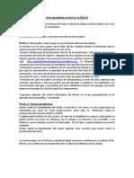 Acta nº32 de la Asamblea Popular de La Encina (sábado 11 de febrero de 2012)
