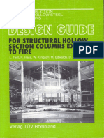 [CIDECT DG4] -- Design Guide for Structural Hollow Section Columns Exposed to Fire