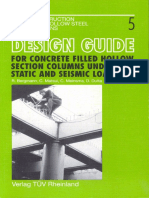 [CIDECT DG5] -- Design Guide for Concrete Filled Hollow Section Columns Under Static and Seismic Loading