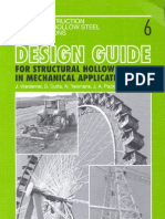 [CIDECT DG6] -- Design Guide for Structural Hollow Sections in Mechanical Applications