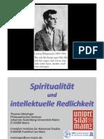 Metzinger_Redlichkeit