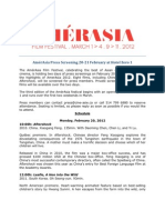 AmerAsia Press Screening 20-21 February