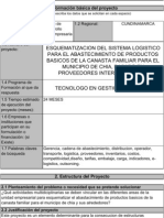 Proyecto Gestion Logistica Chia