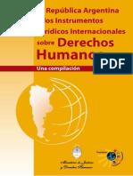 LA REPÚBLICA ARGENTINA Y LOS INSTRUMENTOS JURÍDICOS INTERNACIONALES SOBRE DERECHOS HUMANOS por SDH