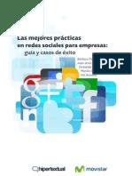 Mejores Prácticas en redes sociales para empresas