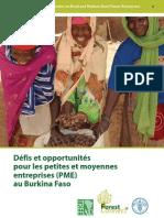 Defis et opportunités PME Burkinabè