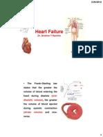 Heart Failure-bds 2012