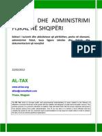Turizmi dhe Administrimi Fiskal në Shqipëri_ALTax.al