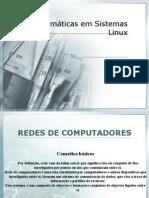 Redes Informáticas em Sistemas Linux
