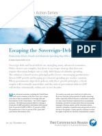 Solving Debt Crisis