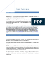 DHCP Em Linux