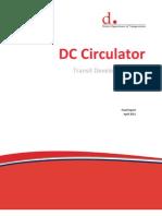 DC Circulator Transit Development Plan - Final Report - April 2011