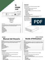 Stereo Manual
