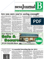 Business Journal March 2012 B Section
