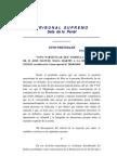 Voto particular del magistrado D. José Manuel Maza Martín. Sentencia absolutoria Nº 101/2012, recaída en la Causa especial nº 20048/2009, seguida contra el ex-magistrado Baltasar Garzón Real.