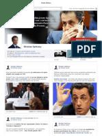Nicolas Sarkozy - La Vraie Timeline