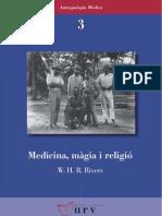 Rivers. Medicina, màgia i religió (ocr)