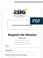 Support Document a Ire Sur Le Secteur ire