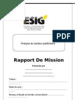Support Document a Ire Sur Le Secteur ire