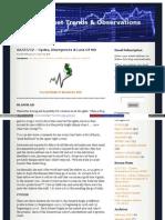 02/27/12 Update of Stock Market Trends & Observations