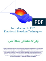 An EFT Introductory Guide