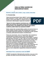 Estilo de Vida Altera Saúde Do cérebro - Ricardo Arida - Atividade física - Medicina Preventiva