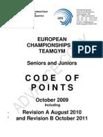 Advance Copy TG CoP 09 Revision B October 2011