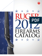 Ruger Firearms 2012