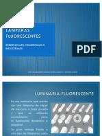 PRESENTACION LAMPARAS FLUORESCENTES