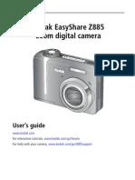 Z885 Kodak Camera