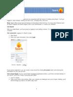 Spark User Guide