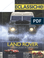 Land Rover Story Da Ruoteclassiche GEN2000