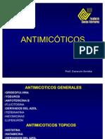 Antimicotico DAM 2012