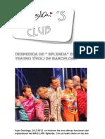 Boletin Mag Lari's Club 27.2.2012