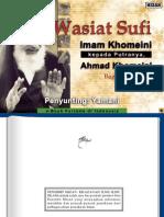 Wasiat Sufi Imam Sayyid Ruhullah Khomeini 1